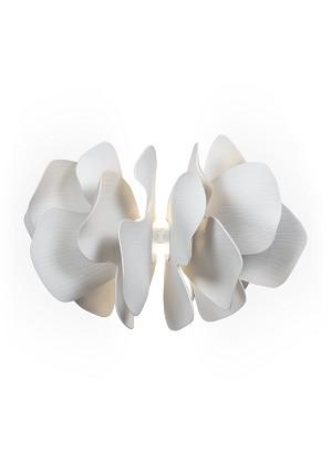 Lladro Lighting-Nightbloom Wall Sconce White