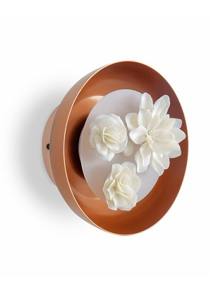 Lladro Lighting-Bouquet Wall Sconce