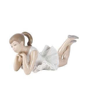 Nao Porcelain-PENSIVE BALLET