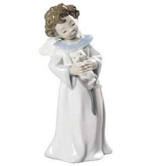 Nao Porcelain-ANGEL CUDDLES