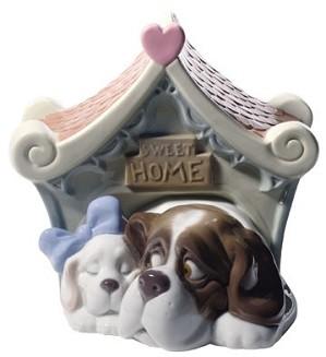 Nao Porcelain-SWEET HOME