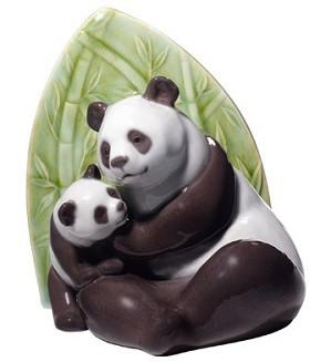 Nao Porcelain-PANDA LOVE