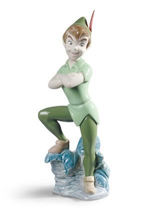 Nao Porcelain-Peter Pan