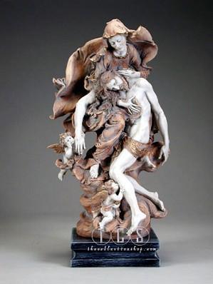 Giuseppe Armani-La Pieta Retire