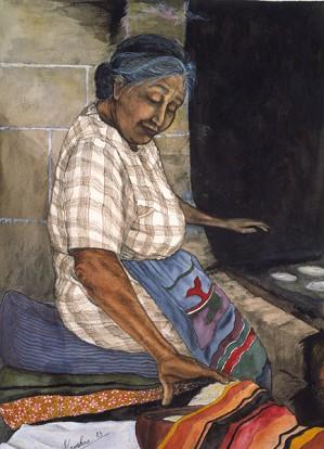 Gamboa-Tortilla Woman L/e