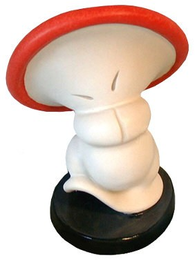 WDCC Disney Classics-Fantasia Medium Mushroom Mushroom Dancer