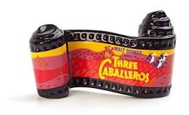 WDCC Disney Classics-Opening Title The Three Caballeros