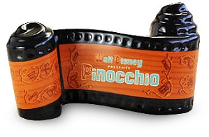 WDCC Disney Classics-Opening Title Pinocchio