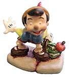 WDCC Disney Classics-Pinocchio Miniature