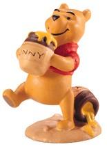 WDCC Disney Classics-Pooh Miniature