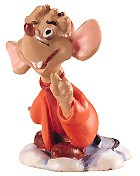WDCC Disney Classics-Cinderella Jaq Miniature Jaq