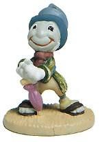 WDCC Disney Classics-Pinocchio Jiminy Cricket Miniature