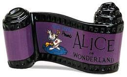 WDCC Disney Classics-Opening Title Alice In Wonderland