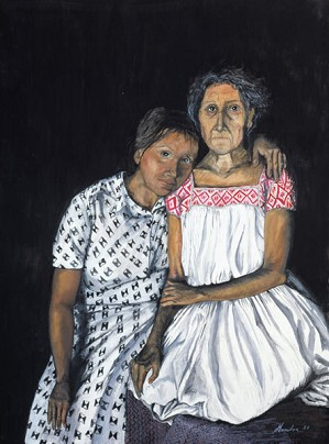 Gamboa-Mother And Daughter L/e