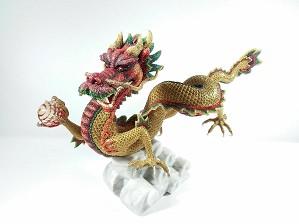 Swarovski Crystal-Myriad Jinlong Dragon