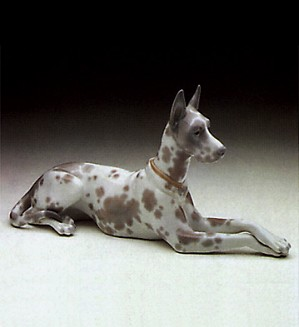 Lladro-Great Dane 1969-89
