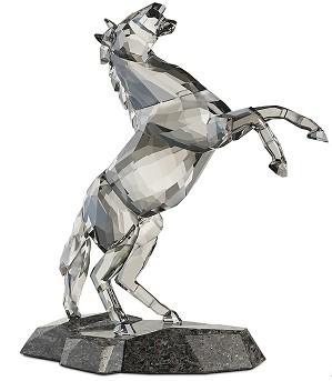 Swarovski Crystal-Soulmates Stallion Satin