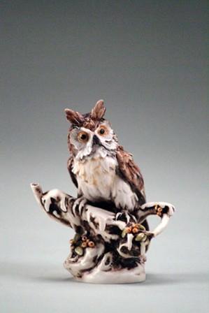 Giuseppe Armani-Owl (2006 Retirement)