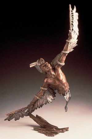 Mark Hopkins-Eagle Dancer