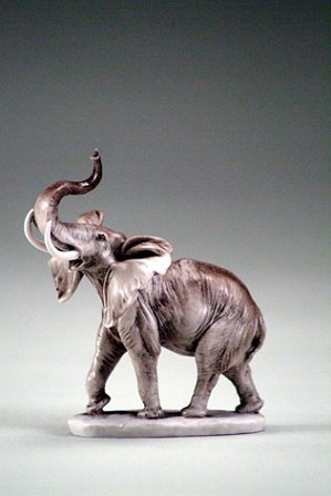 Giuseppe Armani-Elephant (2006 Retirement)