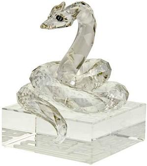 Swarovski Crystal-Chinese Zodiac Snake