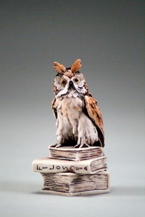 Giuseppe Armani-Wise Owl (2006 Retirement)