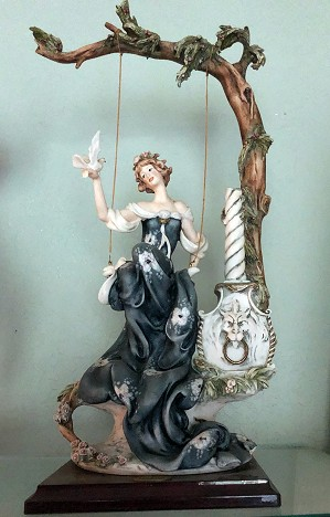 Giuseppe Armani-Swing One Of  A Kind Coloration