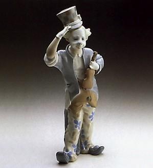 Lladro-Clown 1971-78