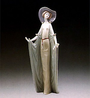 Lladro-Afternoon Tea 1982-98