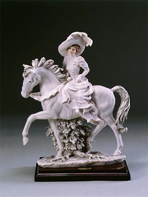 Giuseppe Armani-Lady Anne Golden Age