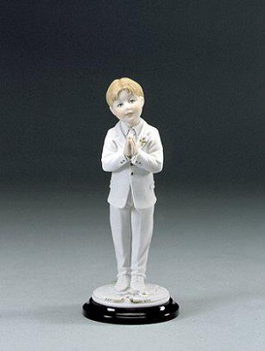 Giuseppe Armani-First Communion Boy