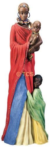 Maasai-Mumbi - Mother's Embrace