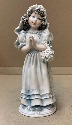 Giuseppe Armani-First Communion Girl