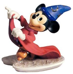 WDCC Disney Classics-Fantasia Sorcerer Mickey Mischievous  Apprentice