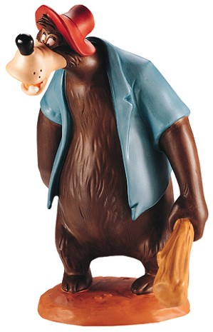 WDCC Disney Classics-Song Of The South Brer Bear Duh