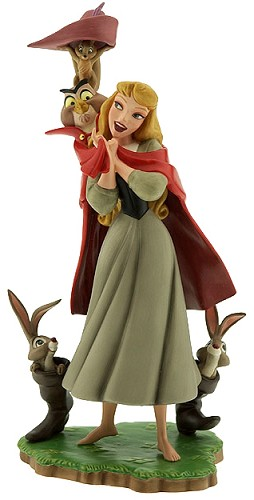 WDCC Disney Classics-Sleeping Beauty Briar Rose Once Upon A Dream
