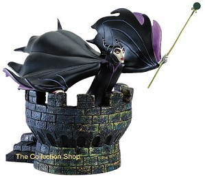 WDCC Disney Classics-Sleeping Beauty Maleficent The Mistress Of All Evil