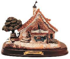WDCC Disney Classics-Pinocchio Geppetto's Toy Shop