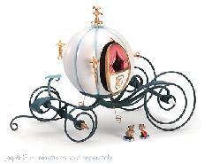 WDCC Disney Classics-Cinderella Coach An Elegant Coach For Cinderella