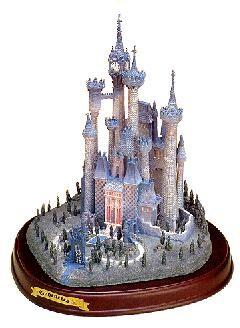 WDCC Disney Classics-Cinderella's Castle