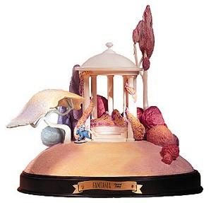 WDCC Disney Classics-Fantasia Pastoral Setting Gazebo