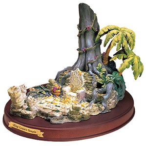 WDCC Disney Classics-The Jungle Book King Louie's Temple
