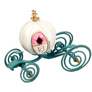 WDCC Disney Classics-Cinderella Coach An Elegant Coach For Cinderella Ornament