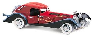 WDCC Disney Classics-One Hundred and One Dalmatians Cruella Devil's Car Ornament