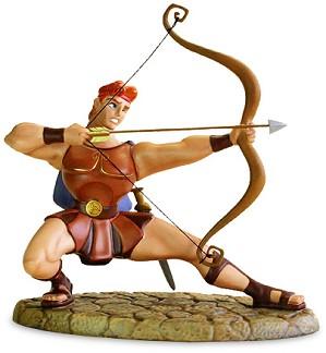 WDCC Disney Classics-Hercules From Zero To Hero