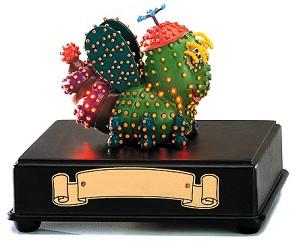 WDCC Disney Classics-Main Street Parade Lightning Bug