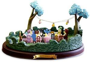 WDCC Disney Classics-Alice In Wonderland Alice's Tea Party
