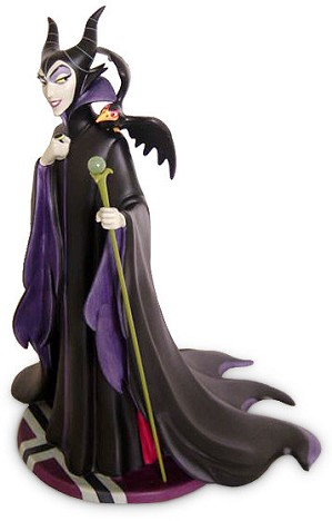 WDCC Disney Classics-Sleeping Beauty Maleficent Evil Enchantress