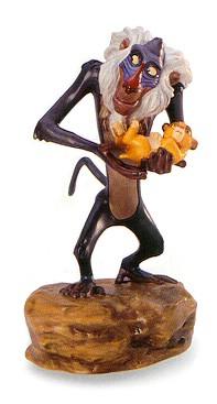 WDCC Disney Classics-The Lion King Rafiki The Circle Continues