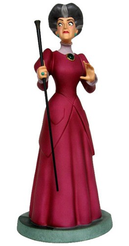 WDCC Disney Classics-Cinderella Lady Tremaine Spiteful Stepmother